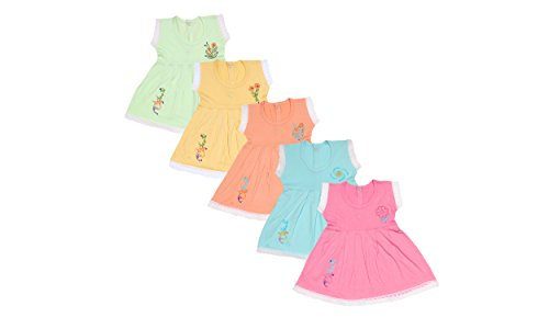 Baby Girls Frock Set( 6 – 12 Months ) (4069)