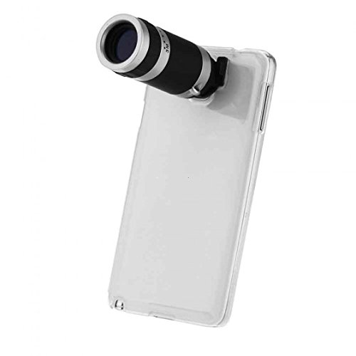 OBOSS 8 X Optical Zoom Macro Lens Mobile Phone Telescope Camera Lens with Case Cover Kit for Samsung Note3 Photography Accessory