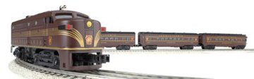 Williams By Bachmann Trains - Keystone Express Complete Electric O Scale Train Set