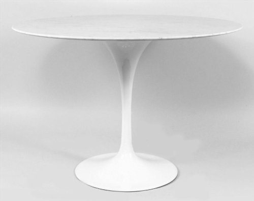36 Round Saarinen Tulip Dining Table by Control Brand