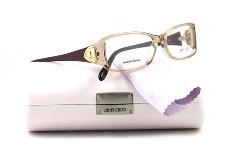 Jimmy Choo JIMMY CHOO EYEGLASSES JC 31 BROWN YBQ JC31