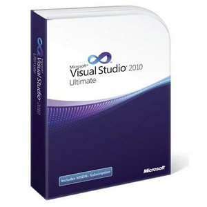 Visual Studio 2010 Ultimate with MSDN (Old Version)