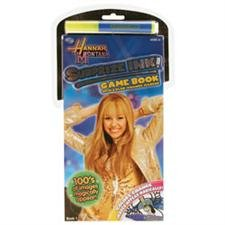 Hannah Montana Surprize Ink Game Book with Marker