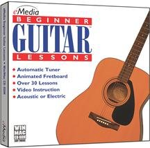 Popular Emedia Music Corp Beginner Guitar 31 Step-By-Step Lessons Various Strumming Techniques