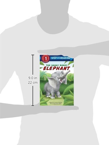 The Saggy Baggy Elephant (Step into Reading)