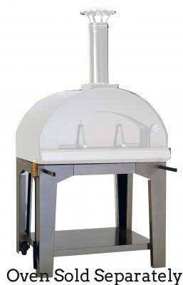 Bull Extra Large Italian Pizza Oven Cart Bottom