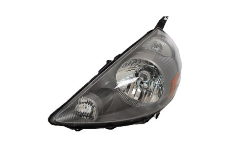 Depo 317-1151L-Us6 317-1151R-Us6 Honda Fit Driver & Passenger Side Replacement Headlight
