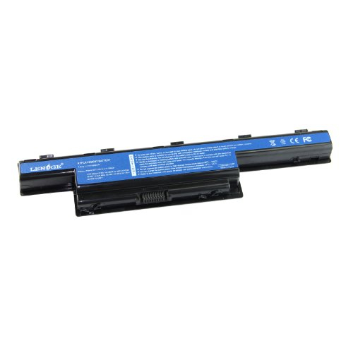 LENOGE® 6CELL Laptop Battery for Acer Aspire 5742 5742G 5742Z 5742ZG AS10D31 AS10D41 Aspire 4551G Aspire 4771G