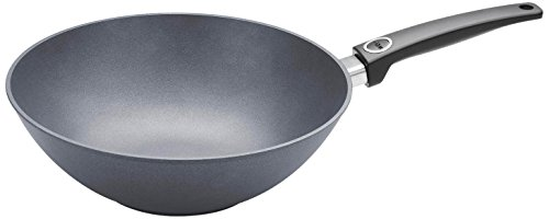 Woll Diamond Plus/Diamond Lite Induction Wok, 10.25-Inch
