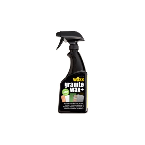FLITZ GRX 22806 / Flitz Granite Waxx Plus – Seal & Protect – 16oz Spray Bottle