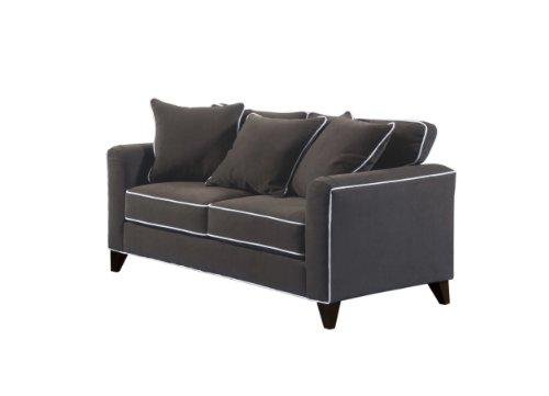 68 Inch Sleeper Sofa.Furniture Of America Verite Chenille Loveseat 68 Inch