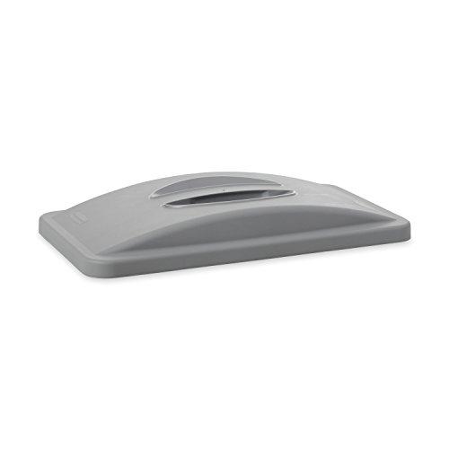 rubbermaid-slim-jim-2688-88-accesorios-para-botes-de-basura-287-cm-518-cm-7-cm-214-kg-gris