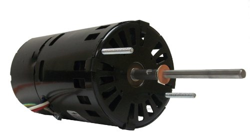 Fasco D455 3.3-Inch Diameter Shaded Pole Motor, 1/30 Hp, 115/230 Volts, 3000 Rpm, 1 Speed, 1.3-.7 Amps, Ccw Rotation, Ball Bearing