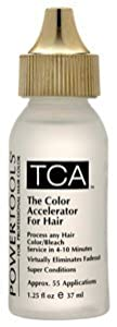 TCA The Color Accelerator For Hair Coloring from Dennis Bernard
