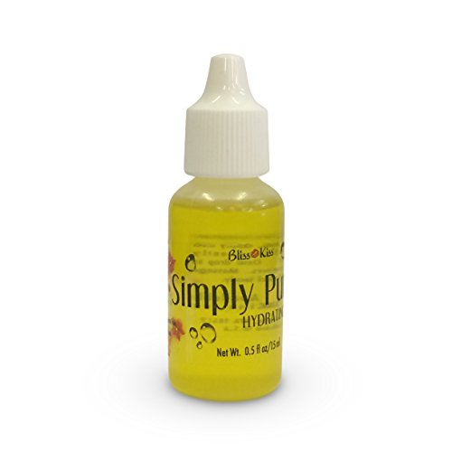 Bliss Kiss Simply Pure Cuticle & Nail Oil Dropper - Crisp (Nail Oil compare prices)