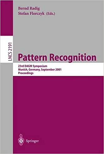 Pattern Recognition: 23rd DAGM Symposium, Munich, Germany, September 12-14, 2001. Proceedings (Lecture Notes in Computer Science)