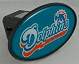Miami Dolphins Hitch Cover at Amazon.com