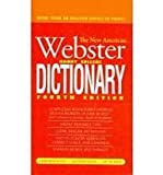 img - for The New American Webster Handy College Dictionary, Fourth Edition book / textbook / text book