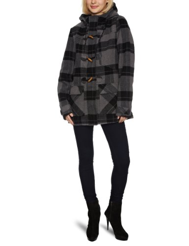 O'Neill Judy Women's Coat Black AOP Large