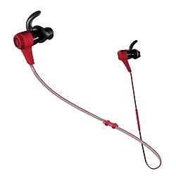 JBL Synchros Reflect BT In Ear Wireless Sports Headphones (Red)