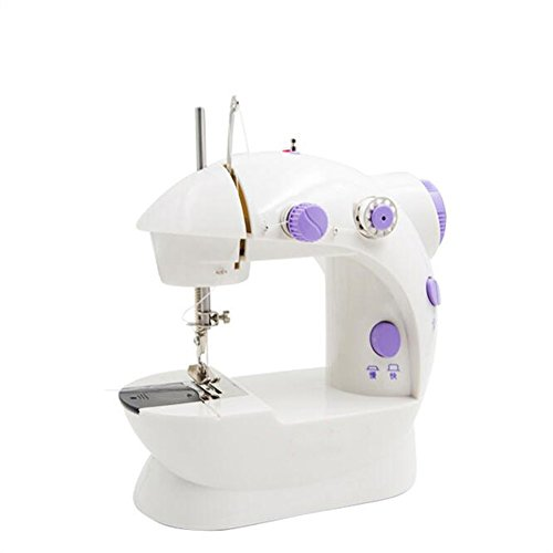 B&Y Multifunction Electric Mini 2-Speed Double Thread Sewing Machine (Elna Sewing Machine Manual compare prices)