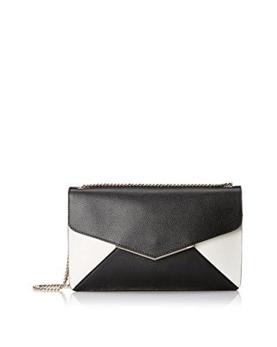 Furla Cherie Envelope Chain Shoulder Evening Bag, Petalo/Onyx