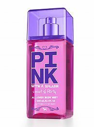 Victoria's Secret PINK All-Over Body Mist Sweet & Flirty 8.4 OZ