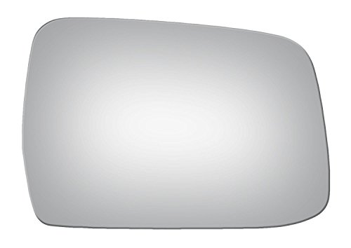 1998-2004 NISSAN FRONTIER Convex Passenger Side Replacement Mirror Glass (Nissan Frontier Back Glass compare prices)