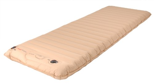 Simplysleeper Ss 25t Premium Sleeping Pad Mat With Built In Foot Pump Inflates 2 Mins Best Material The Market