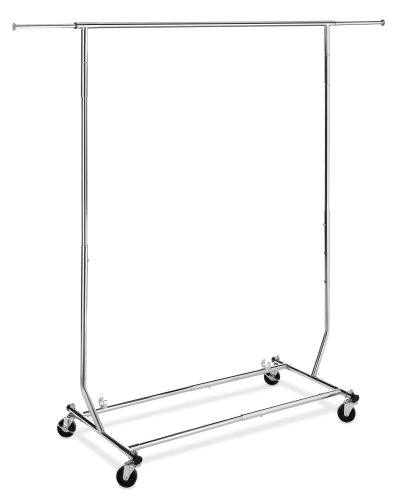 Whitmor 6339-2696 Commercial Folding Garment Rack