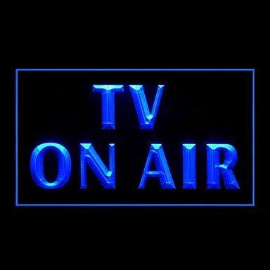 Tv Air Advertising Led Light Sign