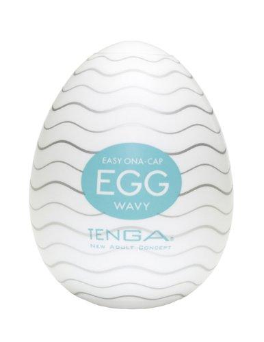 TENGA EGG WAVY[ウェービー] ローション入り