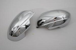 Chromesupply Mazda 2 / Demio Chrome Side Mirror Cover Trim