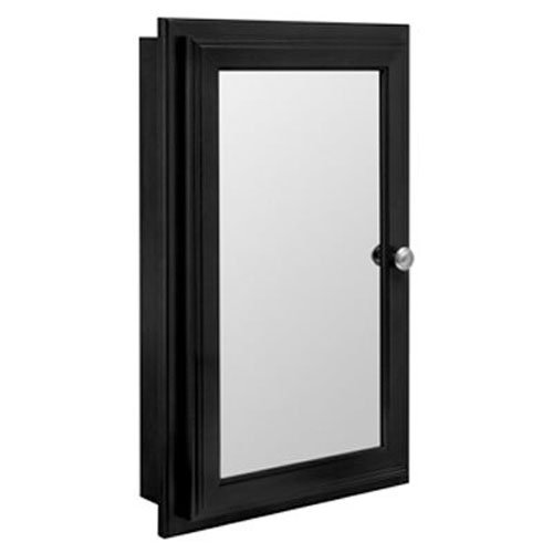 """RSI HOME PRODUCTS SALES CB33816 Java Finish Medicine Cabinet, 15-3/4"""" by 4-3/4"""" by 25-3/4"""""""