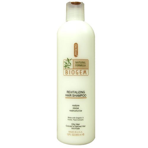 Biogem Revitalizing Hair Shampoo (235mL)