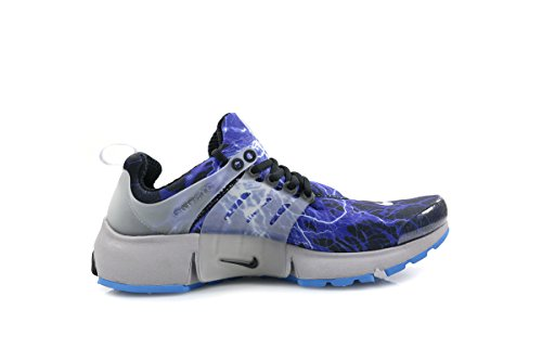 Mens Nike Air Presto QS Lightning Black Zen Grey Harbor Blue 789870-004 Medium