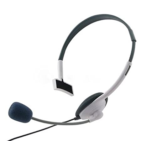 Headset w/ Mic for Xbox 360 Game Console