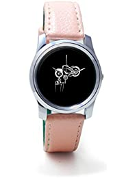 BigOwl Bike Is My Reality Women's Analog Wrist Watch 1293804536-RS2-S-PK1