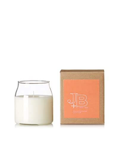 Bluewick Candles 17-Oz. Peach & Clementine Jasper + Boon Chic Series Candle