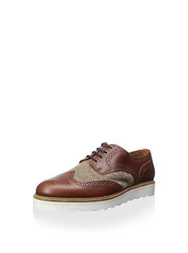 Wesc pb02 Brogue Blucher Cocoa Bean (41)