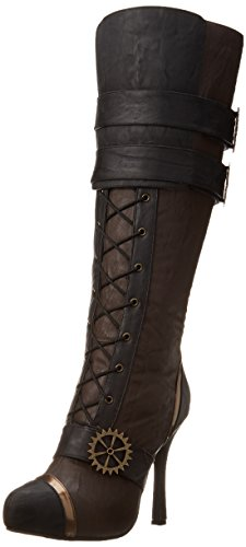 Ellie Shoes Women's 420 Quinley Slouch Boot 0
