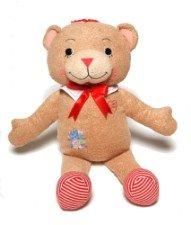 Russ Raggedy Ann & Andy Teddy Bear Plush