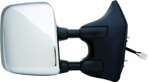 Fits 00-05 Toyota Echo Right Pass Mirror Glass Lens Manual Hand Adjust  w//Adhesi