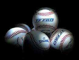 Image of Spalding Baseballs