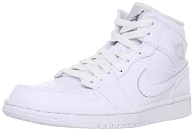 scarpe air jordan bianche