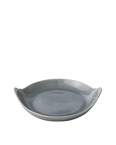 Easy Exotic Medallion Pilaf Plate, Grey