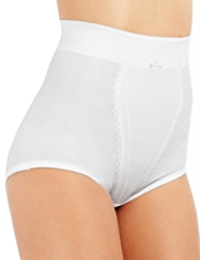 Firm Control High Waist Bow Detail Knickers