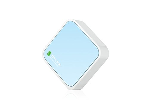 Router Portátil TP-LINK TL-WR802N Wireless N300, tamaño nano con modalidades de  Router / AP / Client / Bridge / Repeater 300Mbps