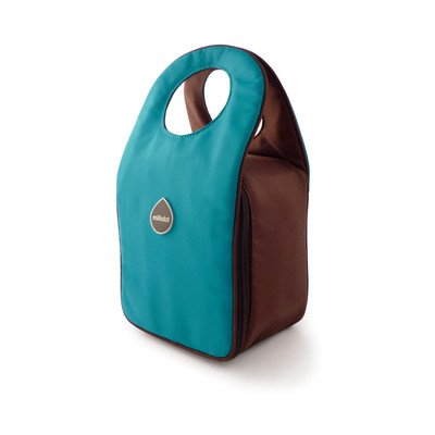 Milkdot Stöh Lunch Tote - Blue Raspberry - 1