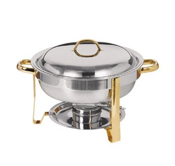 Round Food Pan